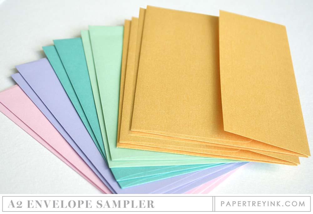 Don\u0027t Forget to Write A2 Envelope Sampler (12 envelopes) Papertrey