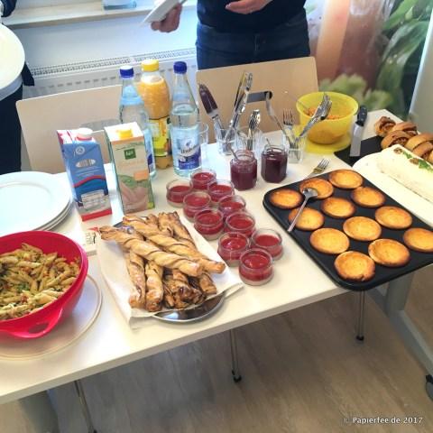 Kulinarischer Workshop mit dem Thermomix und Stampin'Up!