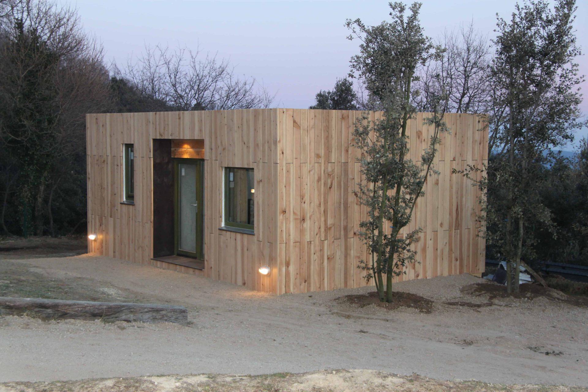 M dulo prefabricado eficiente construir r pido - Casas por modulos de hormigon ...