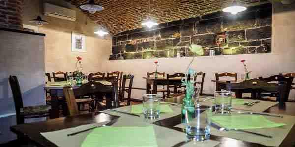 Ostaia de banchi trattoria di pesce a genova for Quattro ristoranti genova