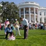 Polowanie na jajka urządzają nawet prezydenci, do których rezydencji można dostać się jedynie przez wylosowane zaproszenie.