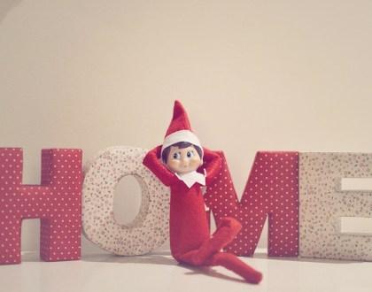 Bądź grzeczny... bo elf patrzy...