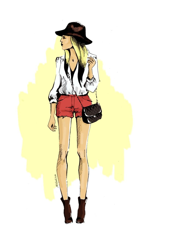 magda galica, papuga z usa, style usa, blog o ameryce