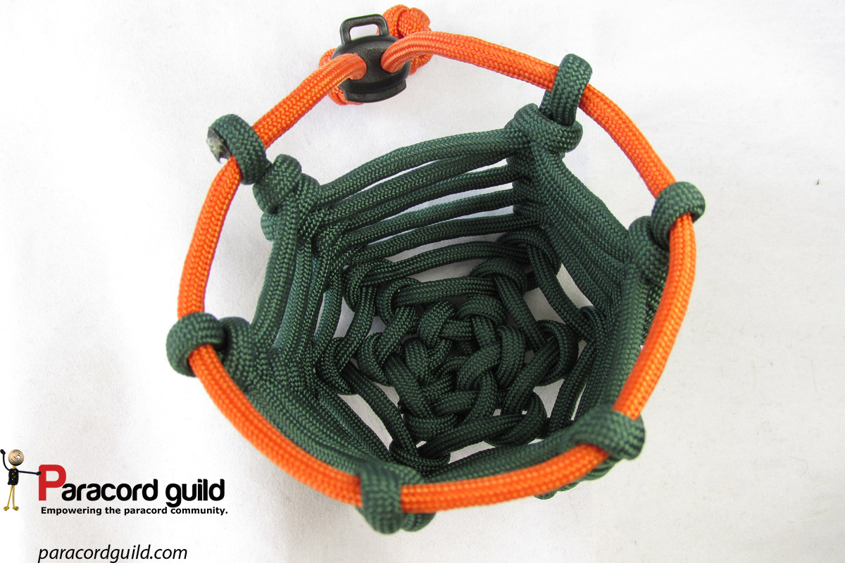 How To Make A Paracord Can Coozie Paracord Guild
