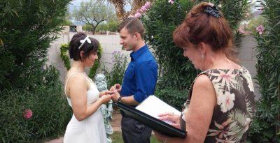 Getting Married? Arizona Eloping - Paradise Weddings AZ ...