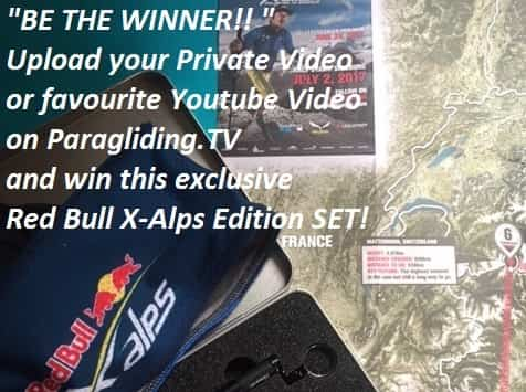 """UPLOAD your Private, or great Youtube Video"" on Paragliding.TV and WIN :-)"