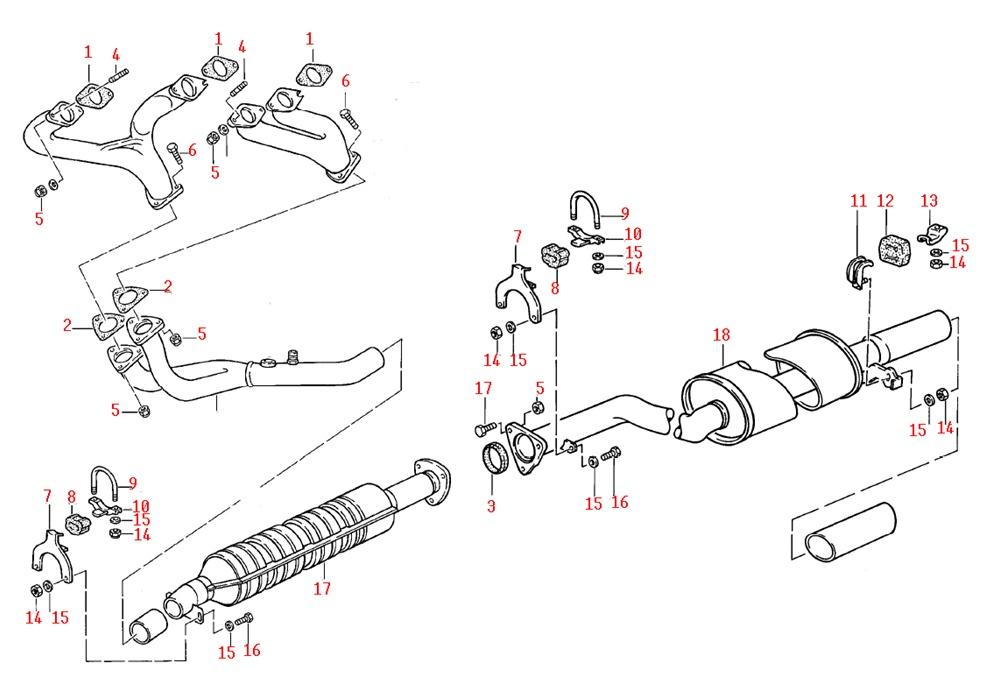 Diagram Of Exhaust System - Uhvstipgruppe-essende \u2022