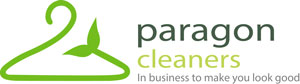 Dry Cleaner Hollywood - Paragon Cleaners Logo