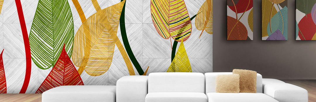 4 Digital Wallpaper Design Ideas for Your Home Paragon - home wallpaper designs