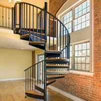 Spiral Staircase Products - Paragon Stairs