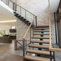 Interior Stairs: Straight & Spiral Designs For Your Style