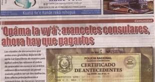 """Tapa de """"Paraguay ñane retã"""", junio 2016"""
