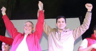 Santiago Peña y Luis-Gneiting