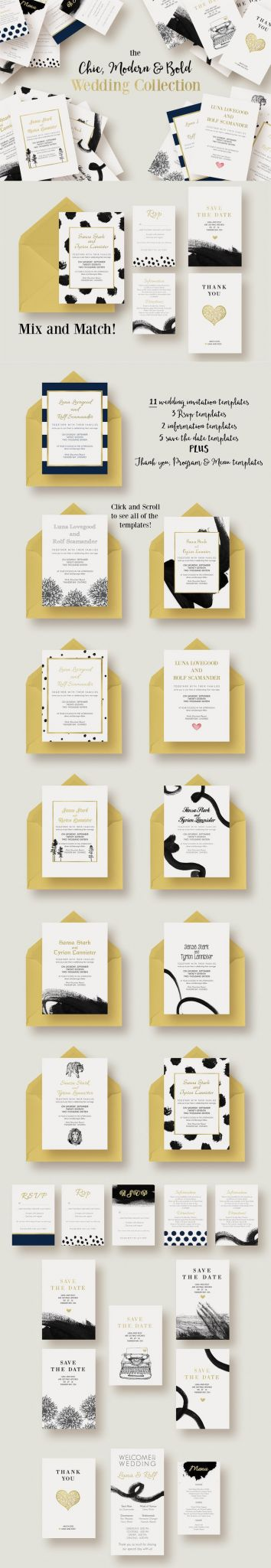 Editable Wedding Invitation Templates - Paramythia Docs