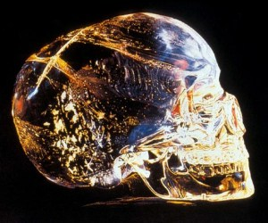 Le mystère du crâne de cristal