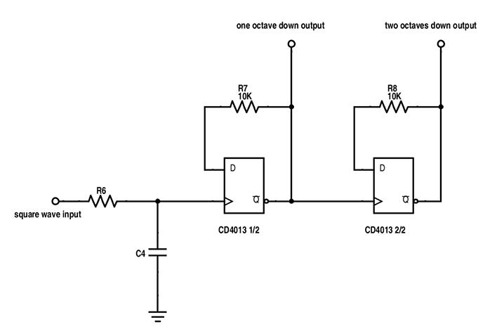 octave fuzz pedal