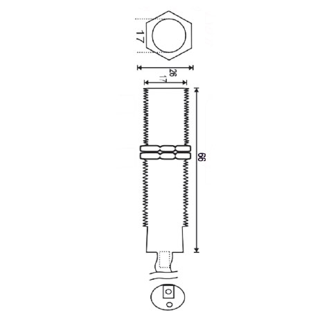 Capacitive Proximity Switches - Inductive Capacitive Proximity