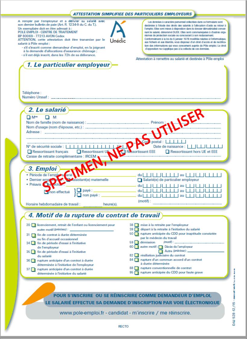comment mettre son cv pdf sur pole emploi
