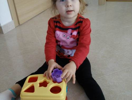 Fisher Price Baby's First Blocks Review