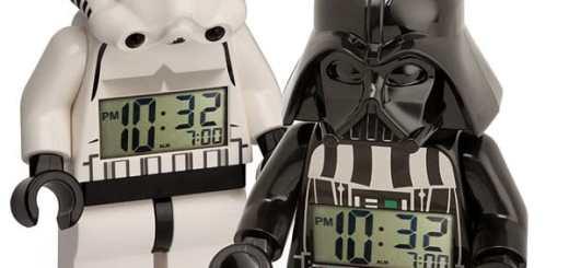 Réveils Lego Star Wars
