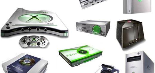 Vues d'artistes complètement bidons de la prochaine Xbox