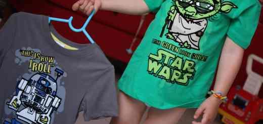T-Shirt Star Wars H&M été 2012
