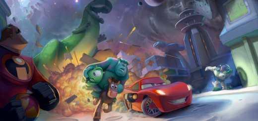 Disney Infinity artwork