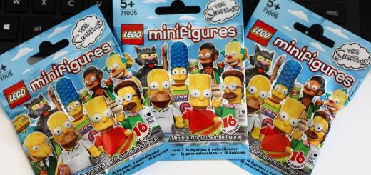 Lego Simpson - Sachets suprises