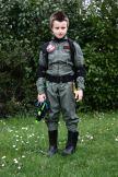 Costume pour enfant Ghostbusters semi-DIY - Env. 100€
