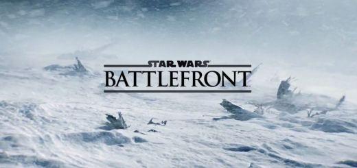 Stars Wars Battlefront E3