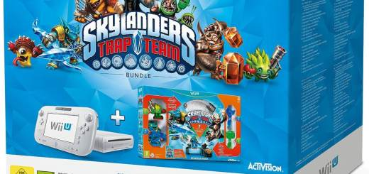 Wii U + Skylanders Trap Team