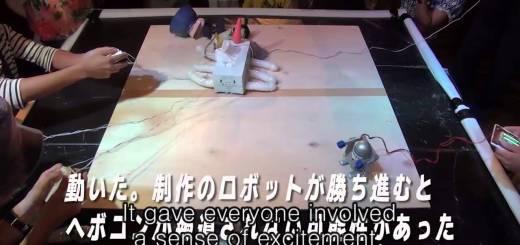 Hebocon, un concours de robots nases