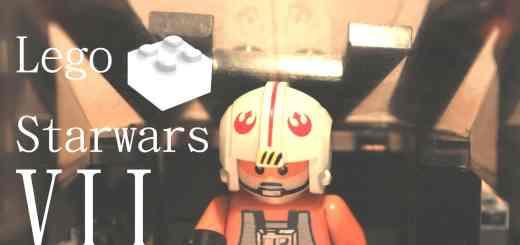 Star Wars, Episode VII : la bande-annonce, en Lego