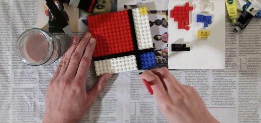 Lego Paint