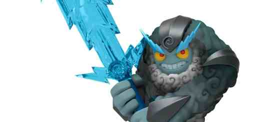 Thunderbolt - Skylanders Trap Team