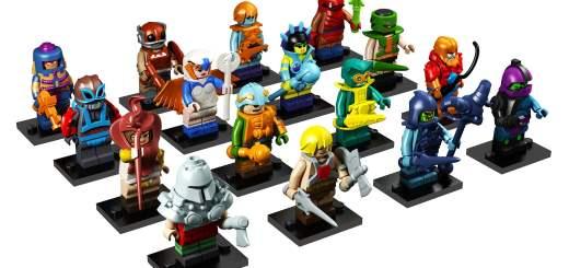 Lego Figurines (fictives)