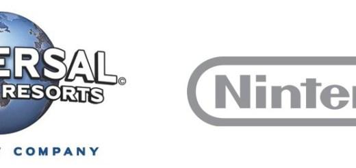 Universal Studio + Nintendo