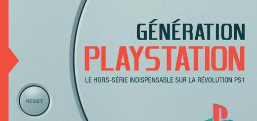 Génération Playstation - Hors-série JV