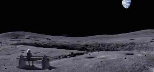 Man on the Moon, une très belle pub de Noël
