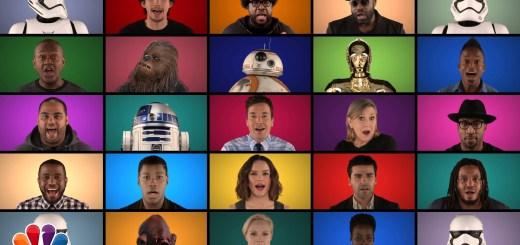 Star Wars, a capella