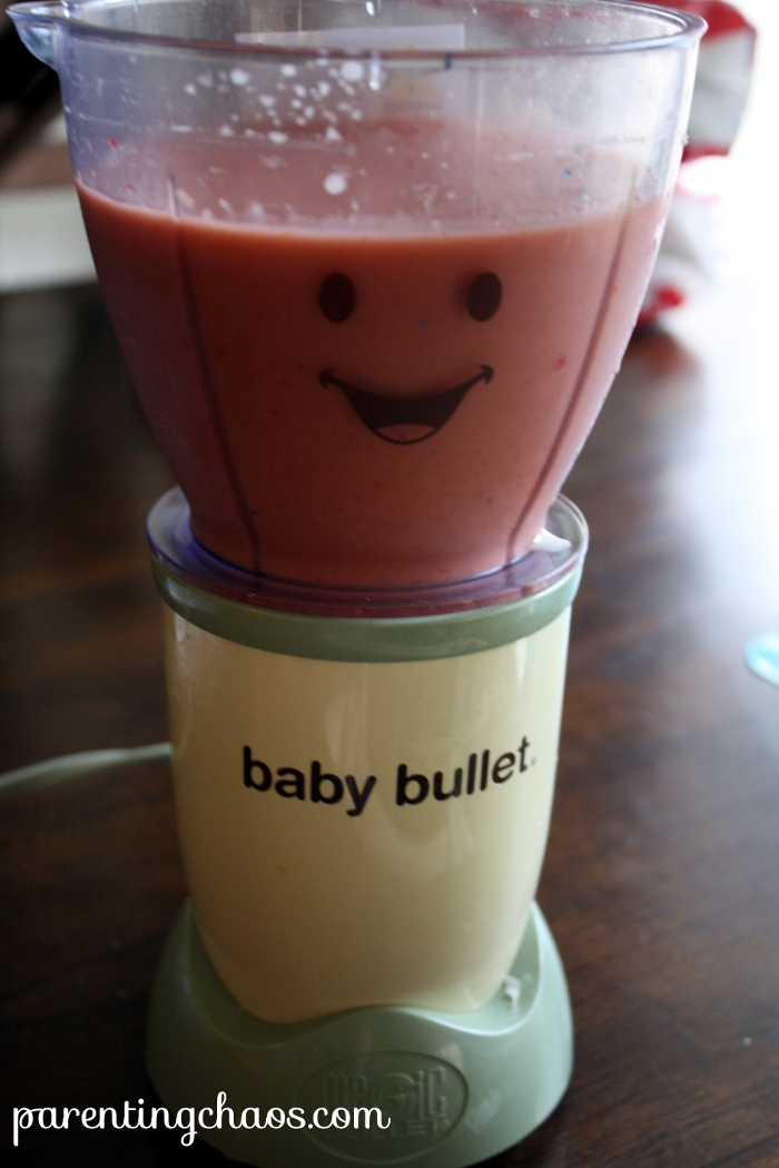 Baby\u0027s First Foods ReSqueeze Review