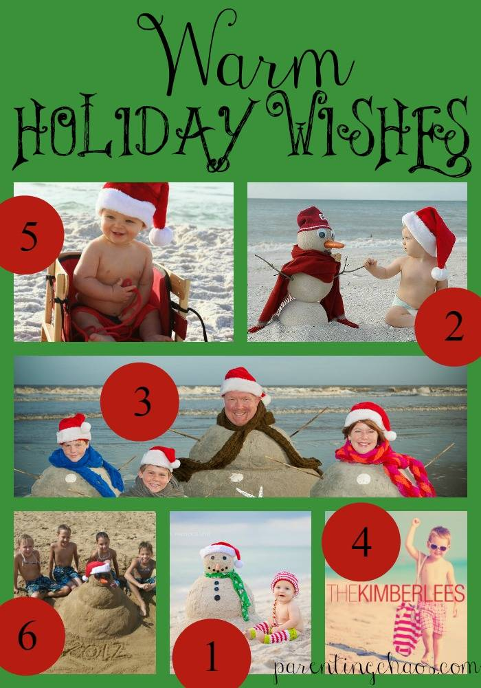65 Creative Christmas Card Themes #HolidayCardThemes - christmas themes images