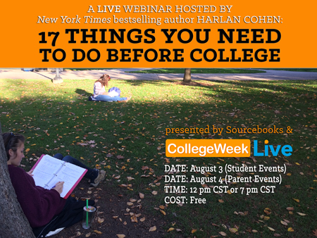 17 Things You Need to Do Before College-FREE WEBINAR - Parenting for
