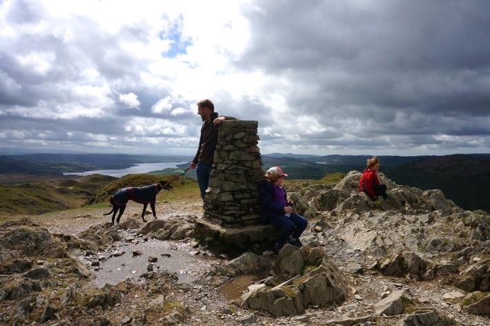Family break in the Lake District - 08
