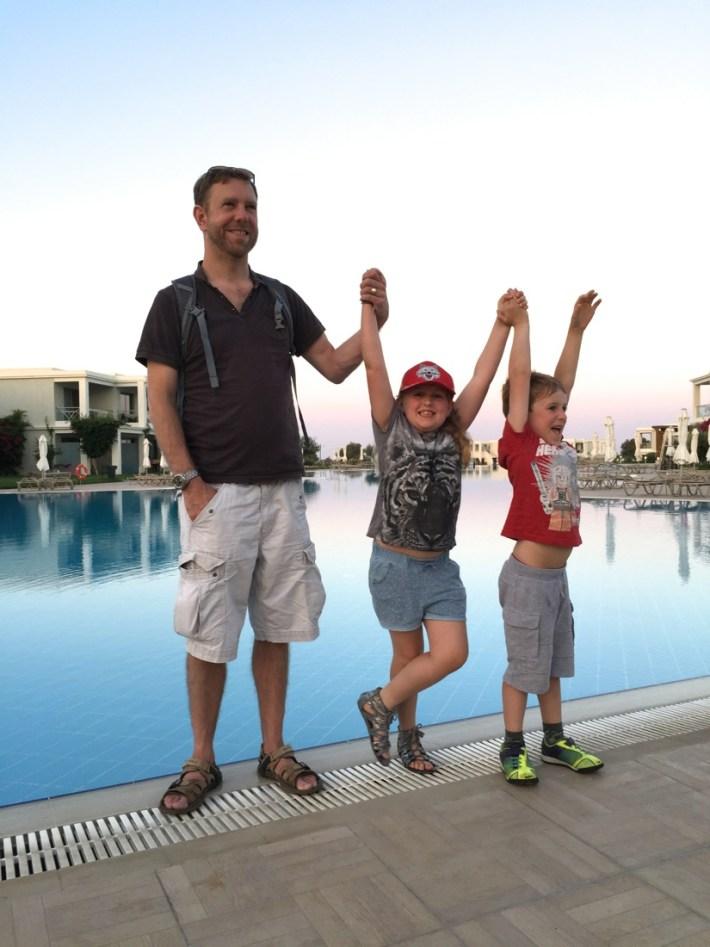 Family Holiday at Mark Warner Levante