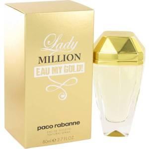 Paco Rabanne Lady Million Eau My Gold w