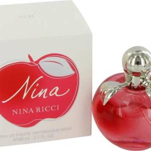 Nina Ricci Nina Eau de Toilette 80ml w