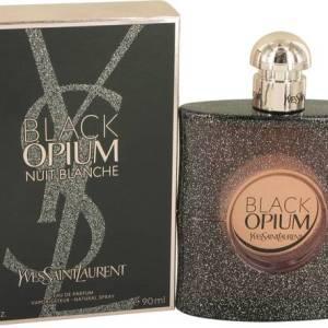 Yves Saint Laurent Black Opium Nuit Blanche Eau De Parfum 90ml w