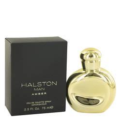 Halston Man Amber Eau De Toilette 75 ml m