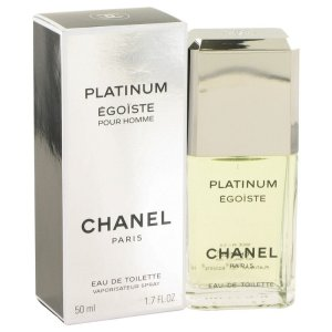 Chanel Egoiste Platinum Eau de Toilette 50ml m